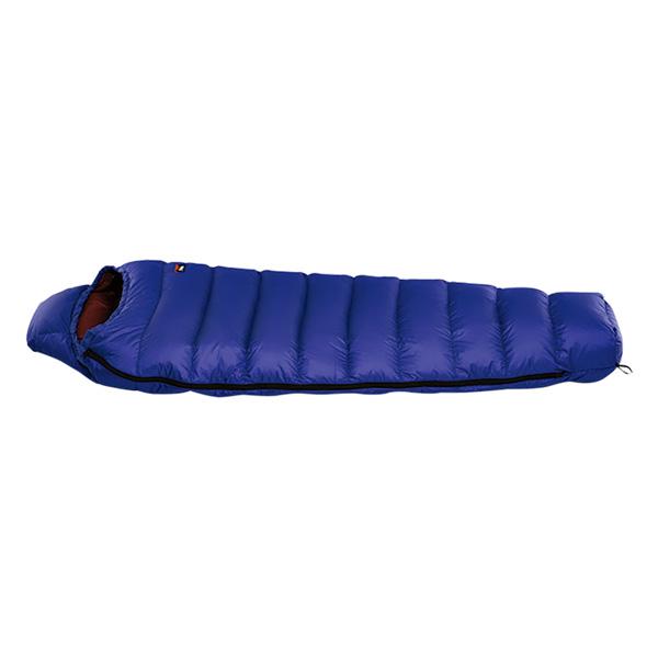 ナンガ 寝袋 ダウンバッグ 250STD ロング コバルトブルー