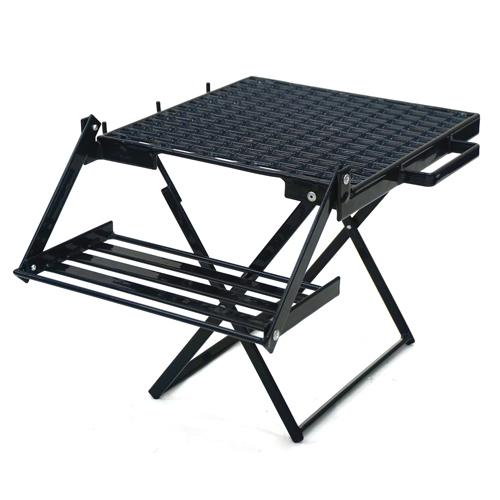 ネイチャートーンズ ジャグスタンド The Folding Jug Stand II ブラック JSII-B