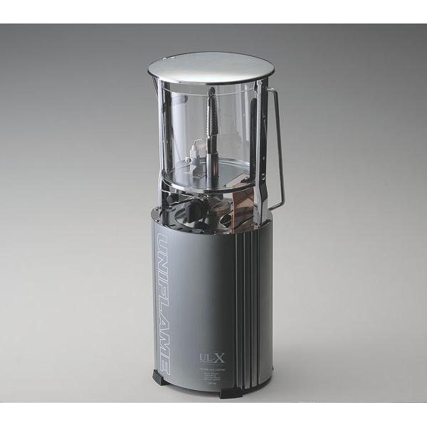 ユニフレーム 限定品 フォールディングガスランタン UL-X ガンメタル 620250