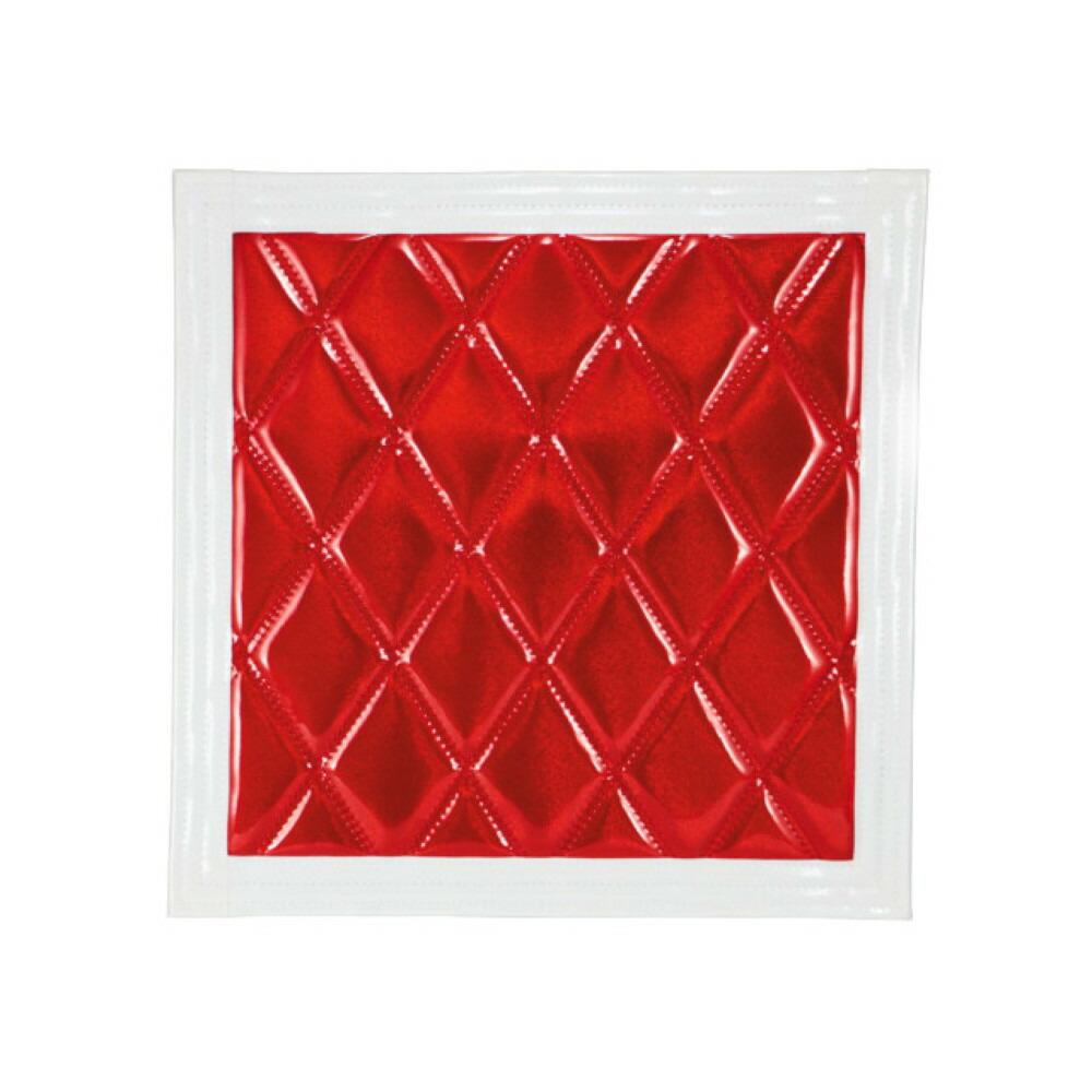 JET ウレタン入り泥除け 綺羅 きら 贈答品 523891 国内正規品 白フチ ヨコ500×タテ750mm 赤
