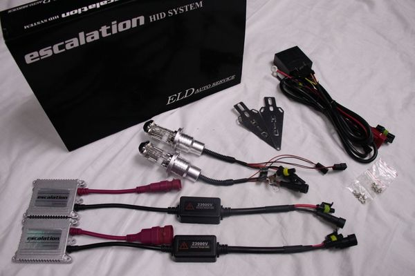86 ZN6 escalation HID SYSTEM H4 Hi/Lo