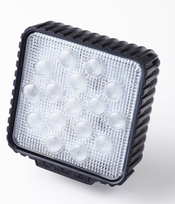 LEDデッキライト2WAY[ブルー/ホワイト]パイプアタッチメント付