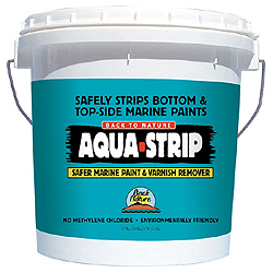 Tub paint stripper