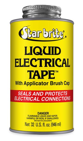 スターブライト社リキッド式絶縁テープ ブラック
