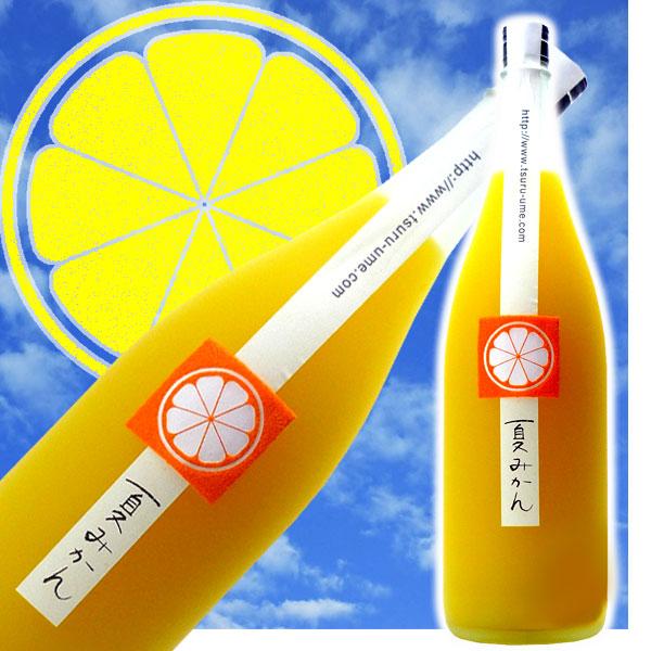 鶴梅樹酸橙(廣柑)1800ml