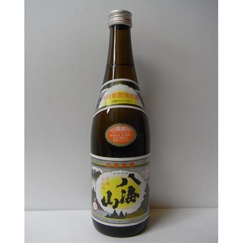 毎日飲みたい!飲み飽きしません。安くても美味しい酒! 八海山(はっかいさん)普通酒 720ml 【日本酒】【新潟/八海醸造】