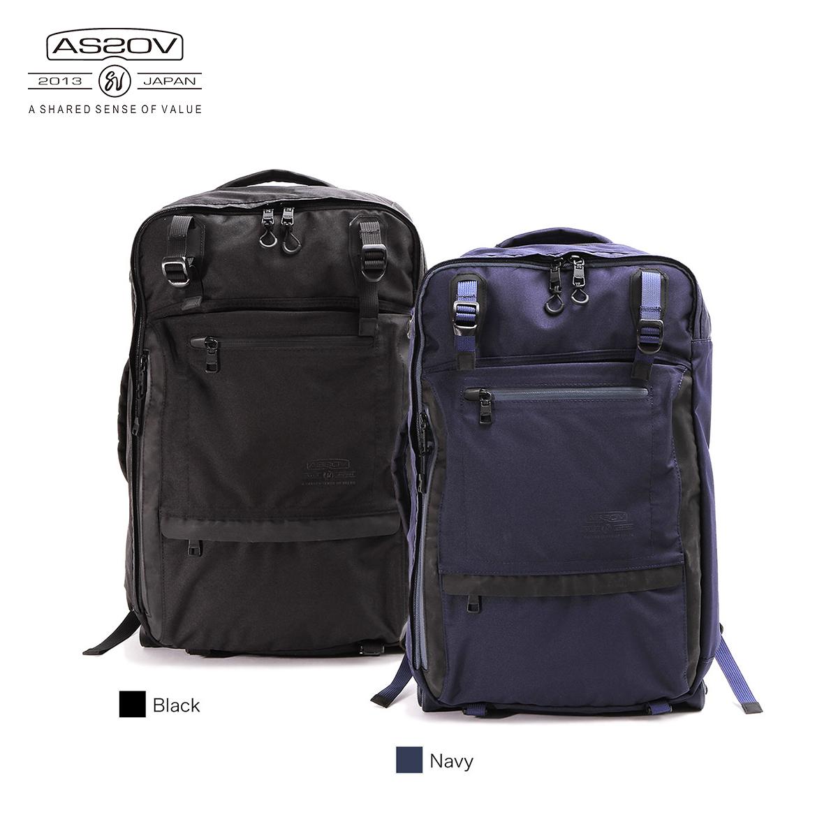 Waterproof Cordura 305D 2way bag - Black As2ov D7HbSSZv