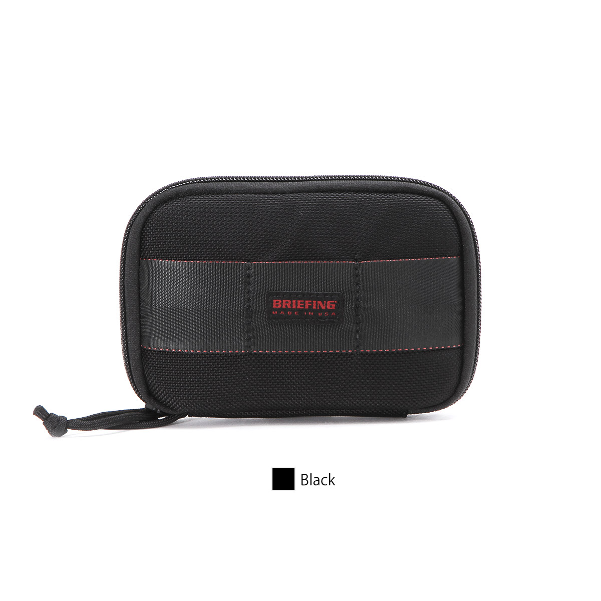 【正規販売店】ブリーフィング ショートウォレット 財布 ラウンドジップ SHORT WALLET BRIEFING BRM181601