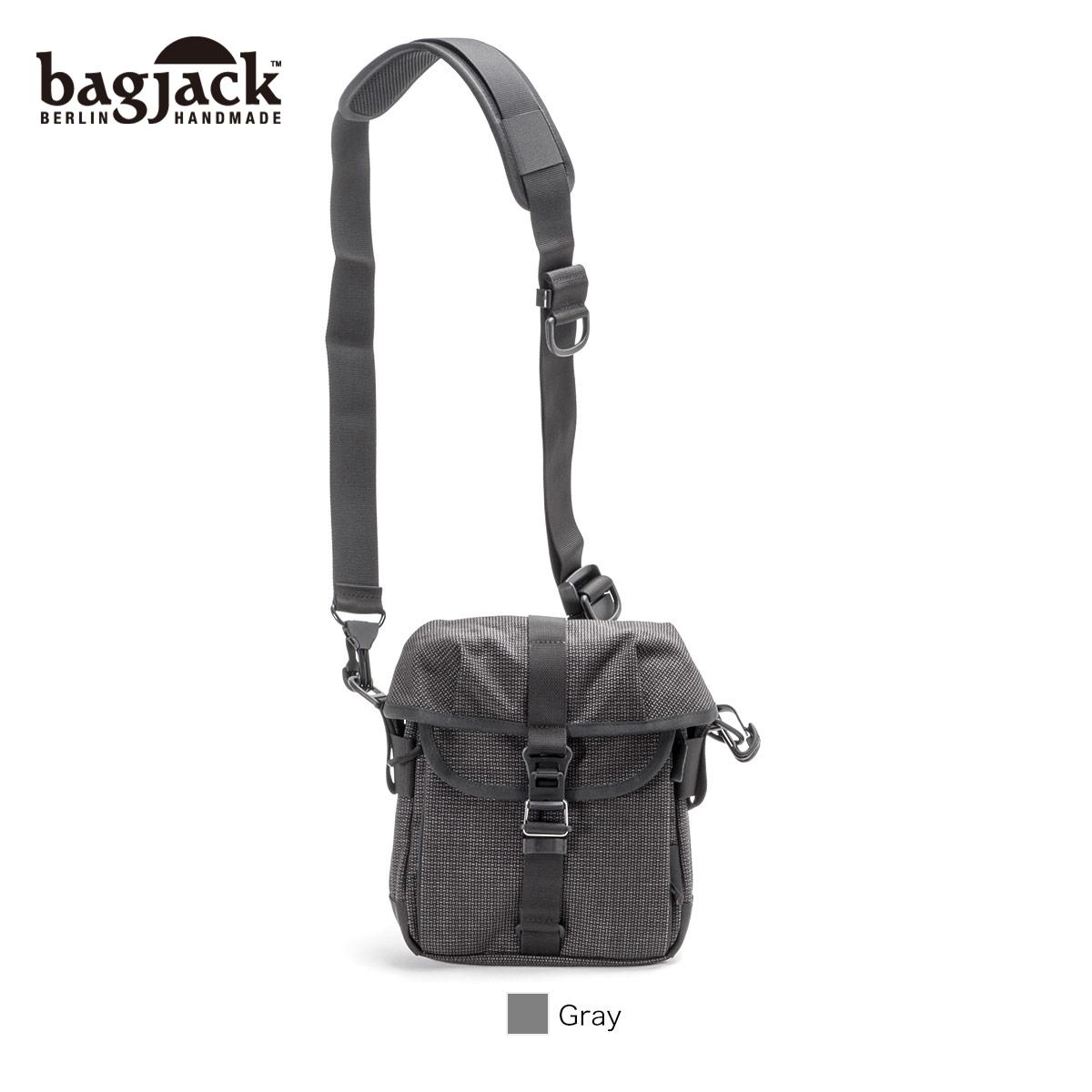 【正規販売店】バッグジャック トラベラーバッグ ショルダーバッグ bagjack traveller bag