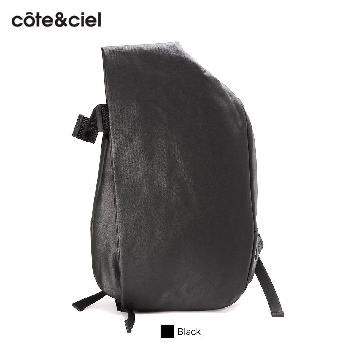 【正規販売店】コートエシエル イザール リュック バックパック ISAR COATED CANVAS AND LEATHER Laptop 13