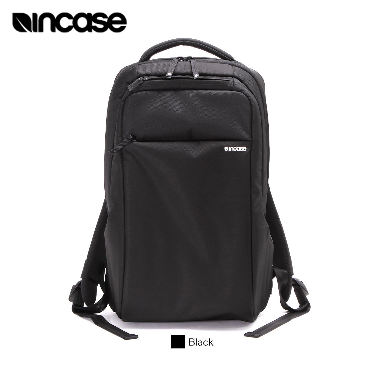 【正規販売店】インケース アイコン スリム パック リュック バックパック Icon Slim Pack Nylon 14.5L Incase CL55535