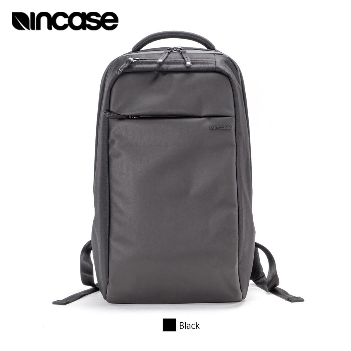 【正規販売店】インケース トリプル バックパック リュック ICON Lite Triple Black Pack インケース INBP100651-BLK