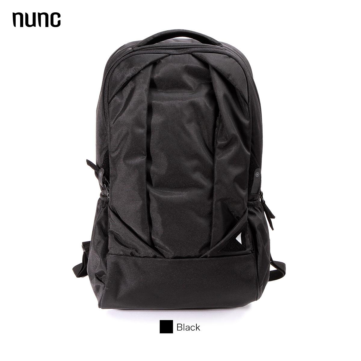 【正規販売店】ヌンク デイリー パックパック リュック Daily Backpack 24.5L nunc NN003010