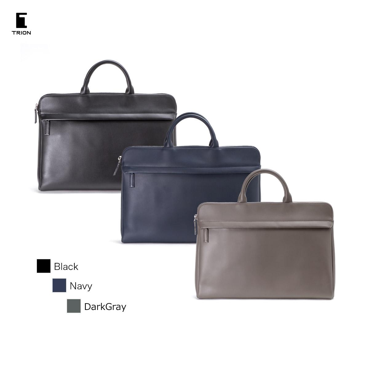 【正規販売店】トライオン ドキュメント ブリーフケース ビジネスバッグ B4 DOCUMENT TRION SA113