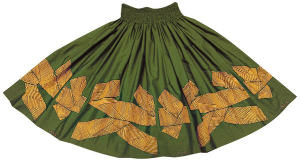 (お得な特別割引価格) フラダンス衣装 パウスカート スカート フラ パウ パウスカート オーダー フラ PFT-169 パウ TUTUVIパウ タパ#5 ファーン イエロー 緑 黄*丈とゴムの入れ方をお選びください, アスリートサポートシステム:a4bf0ed3 --- bibliahebraica.com.br