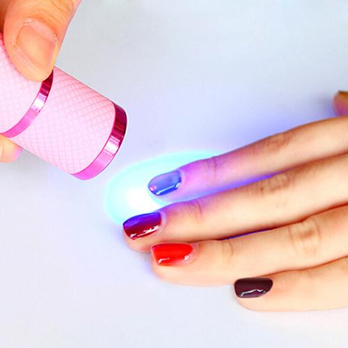 9LED LEDライト ペンライトタイプ ジェルネイル ネイリスト セルフネイル LEDランプ ネイル用 ハンディタイプ 豊富な品 ポイント消化 ネイルグッズ torekagu 蔵