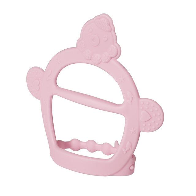 歯固め おしゃれ はがため シリコン 3ヶ月 歯がため 歯茎マッサージ ベビー おもちゃ torekagu 手首にはめる歯固め 卸売り 0歳 ポイント消化 訳あり品送料無料