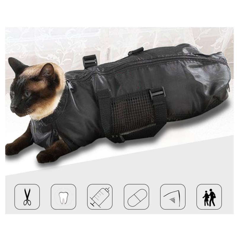 猫 キャットバスバッグ 猫用 ペット 人気 おすすめ 入浴 機能メッシュバッグ 限定特価 介護 爪きり torekagu グルーミングバッグ ネコ ポイント消化