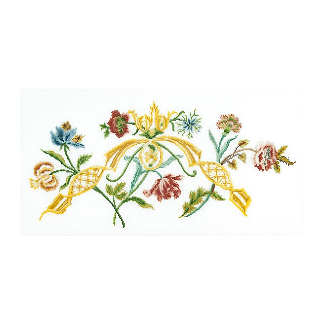 Thea Gouverneur クロスステッチ刺繍キットNo.780 「Rijksmuseum Catwalk