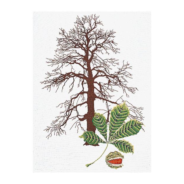 オランダ製の刺しゅうキット Thea Gouverneur クロスステッチ刺繍キットNo.830 Chestnut 栗の実 送料無料 激安 お買い得 キ゛フト 植物 人気海外一番 テア 花 納期40~80日程度 オランダ グーヴェルヌール 取り寄せ