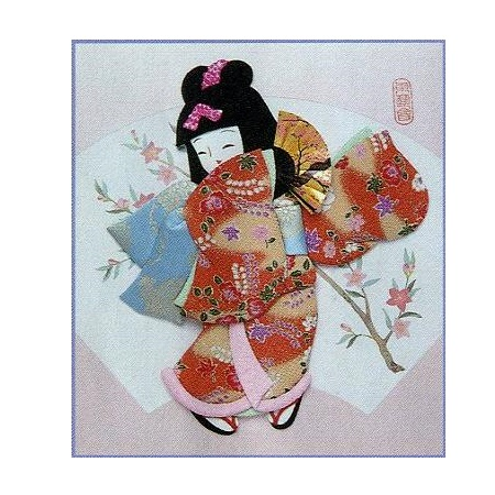 東芸押し絵キット H8824 押絵キット 春のよろこび 正規認証品 初回限定 新規格