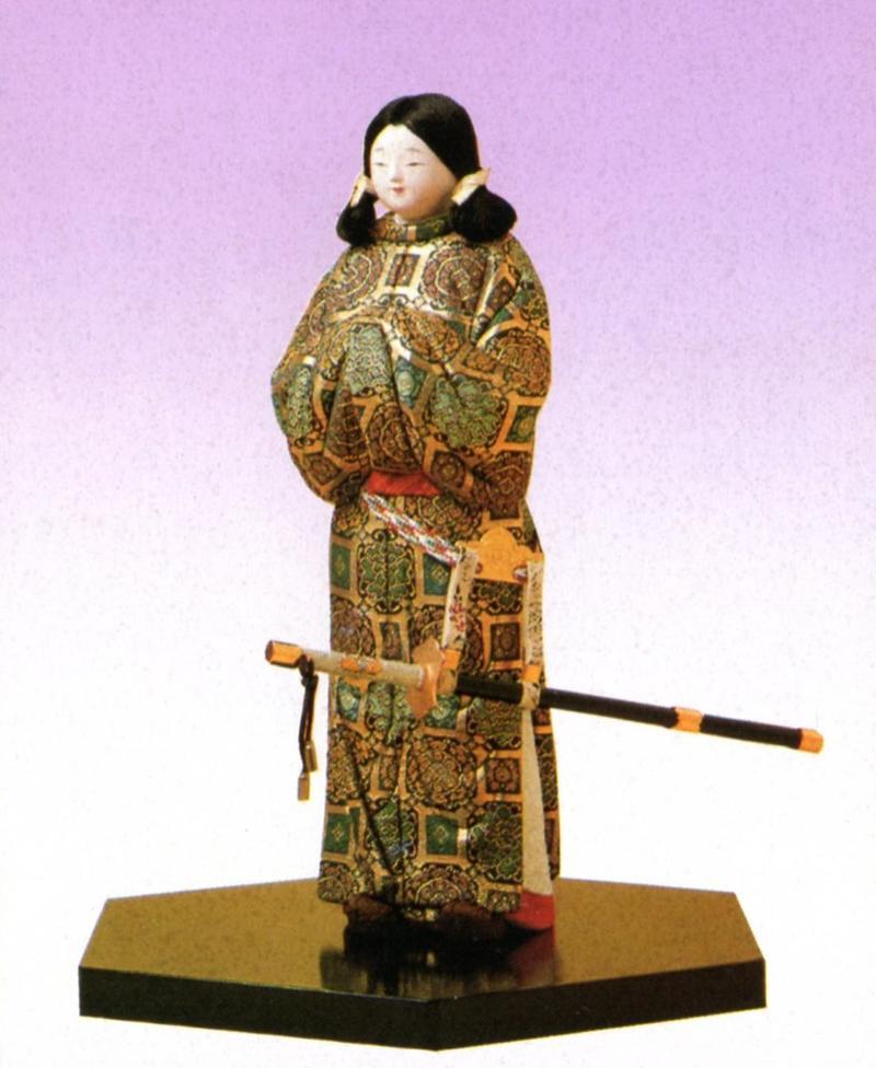 東芸 木目込人形キット「聖徳太子」 S289-13 (厩戸皇子)