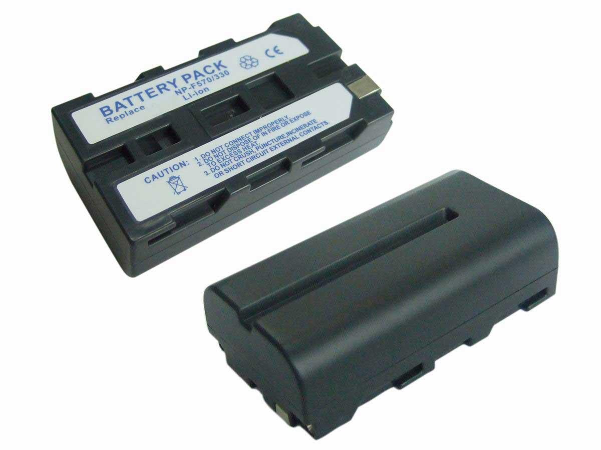送料無料 人気の普及型定形外郵便配送 3ヶ月保証付 リチウムイオン電池 定形外 購入 単品 ソニー Sony NP-F330互換バッテリー NP-F550 DCR-TRV220K DCR-TRV620K等対応 NP-F570 専門店