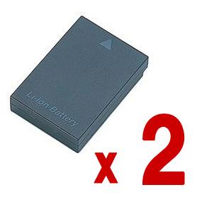 送料無料 人気の普及型定形外郵便配送 買取 3ヶ月保証付 訳あり リチウムイオン電池 定形外 OLYMPUS 2個セット LI-10B オリンパス LI-12B互換バッテリーのお得な2個セット