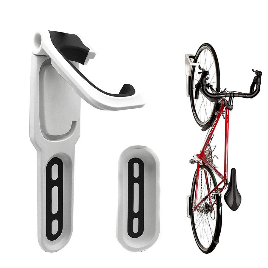 送料無料 ホイルを掛けるだけで簡単に固定 壁かけ 省スペース保管 保証付き B108 壁掛け 自転車スタンド NinoLite 4色 色選択 スリムなデザイン 今だけスーパーセール限定 自転車フック 壁掛けフック 自転車ラック 保管 最新号掲載アイテム 日本語取り扱い説明書付 駐輪ラック 縦置き スペース節約 サイクルラック ディスプレイフック