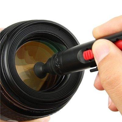 定形外 ペン型レンズクリーナー セーム皮製チップ付き★レンズペン★カメラレンズクリーニング★パソコンのクリーニングにも