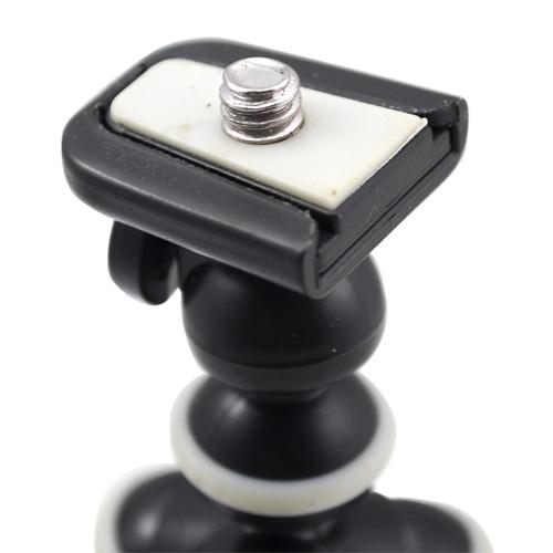 定形外 くねくね三脚 デジカ用 ビデオカメラ用どこでも三脚 コンパクトカメラ用三脚 アームが自由自在 便利な カメラスタンド