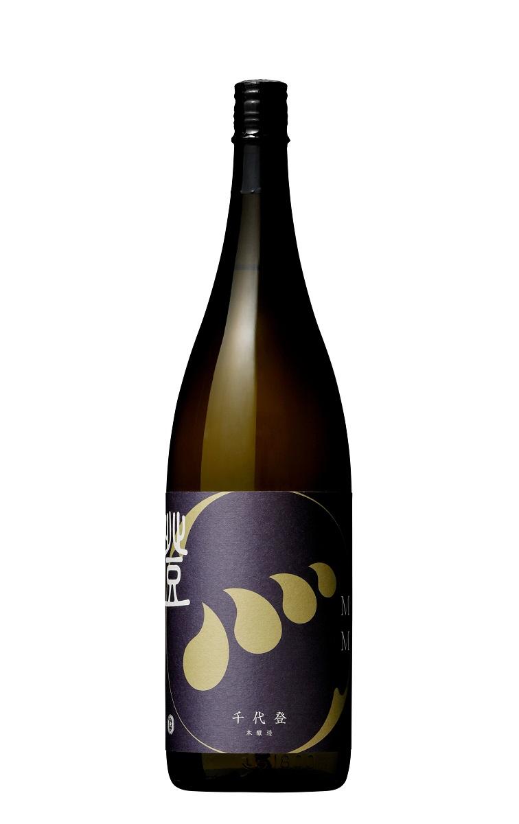2021年9月入荷 日本最後の清流 四万十川の地酒 送料無料 新品 無手無冠 本醸造1.8L地元で128年愛される晩酌酒 千代登 新発売