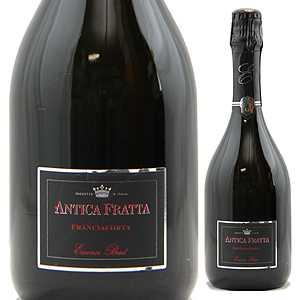 【6本~送料無料】フランチャコルタ エッセンス ブリュット 2013 アンティカ フラッタ 750ml [発泡白]Franciacorta Essence Brut Antica Fratta