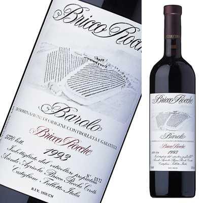 【送料無料】バローロ ブリッコ ロッケ 2013 チェレット 750ml [赤]Barolo Bricco Rocche Ceretto