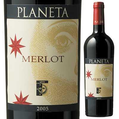 【送料無料】メルロー シート デル ウルモ 2011 プラネタ 3000ml [赤]Merlot Site Dell'ulmo Planeta[同梱不可]