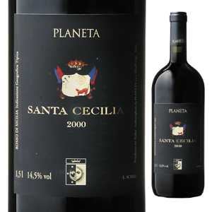 【送料無料】サンタ チェチリア 2011 プラネタ 3000ml [赤]Santa Cecilia Planeta[同梱不可]