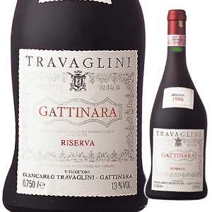 【送料無料】ガッティナーラ リゼルヴァ 1989 トラヴァリーニ 750ml [赤]Gattinara Riserva Travaglini [オールドヴィンテージ ][蔵出し]