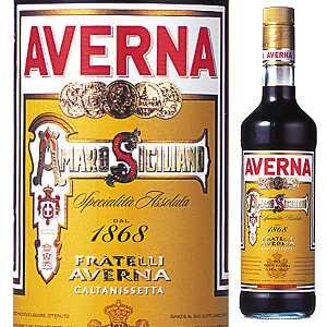 averunaamaroshichiriano NV 700ml[力娇酒]Averna Amaro Siciliano AVERNA