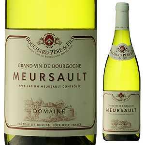 【6本~送料無料】ムルソー 2016 ブシャール P&F 750ml [白]Meursault Domaine Bouchard Pere & Fils Bouchard Pere & Fils