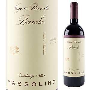 【6本~送料無料】ヴィーニャ リオンダ バローロ リゼルヴァ 2006 マッソリーノ 750ml [赤]Vigna Rionda Riserva Massolino