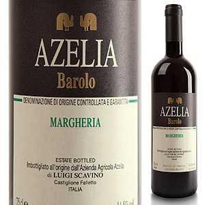 【6本~送料無料】バローロ マルゲリア 2006 アゼリア 750ml [赤]Barolo Margheria Azienda Agricola Azelia