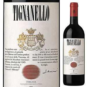 【6本~送料無料】ティニャネロ 2016 テヌータ ティニャネロ (アンティノリ) 750ml [赤]Tignanello Tenuta Tignanello (Antinori)