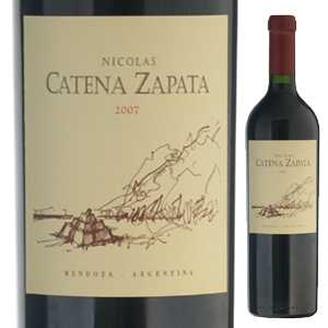 【6本~送料無料】ニコラス カテナ サパータ 2011 750ml [赤]Bocega Catena Zapata Nicolas Catena Zapata