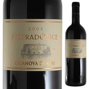 【6本~送料無料】ピエトラドニチェ 2015 カサノヴァ ディ ネリ 750ml [赤]Pietradonice Casanova Di Neri