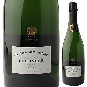【送料無料】シャンパーニュ ボランジェ ラ グランダネ 2008 750ml [発泡白]Champagne Bollinger La Grande Annee