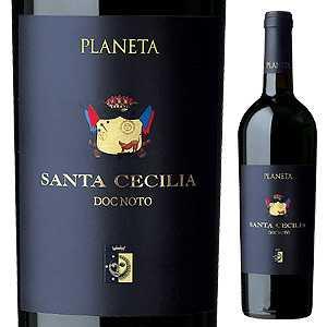 【6本~送料無料】サンタ チェチリア 2002 プラネタ 750ml [赤]Santa Cecilia Planeta [オールドヴィンテージ ][蔵出し]