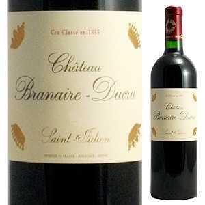 【6本~送料無料】シャトー ブラネール デュクリュ 2006 750ml [赤]Chateau Branaire-Ducru