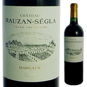 【6本~送料無料】シャトー ローザン セグラ 2004 750ml [赤]Chateau Rauzan-Segla
