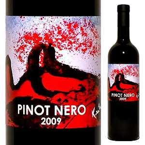 【6本~送料無料】[1月上旬入荷予定]ピノ ネロ セレツィオーネ 2009 カンテ 750ml [赤]Pinot Nero Selezione Kante [自然派]