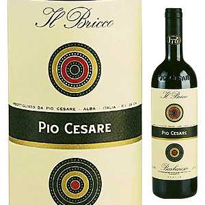 【6本~送料無料】バルバレスコ イル ブリッコ 2010 ピオ チェーザレ 750ml [赤]Barbaresco Il Bricco Pio Cesare